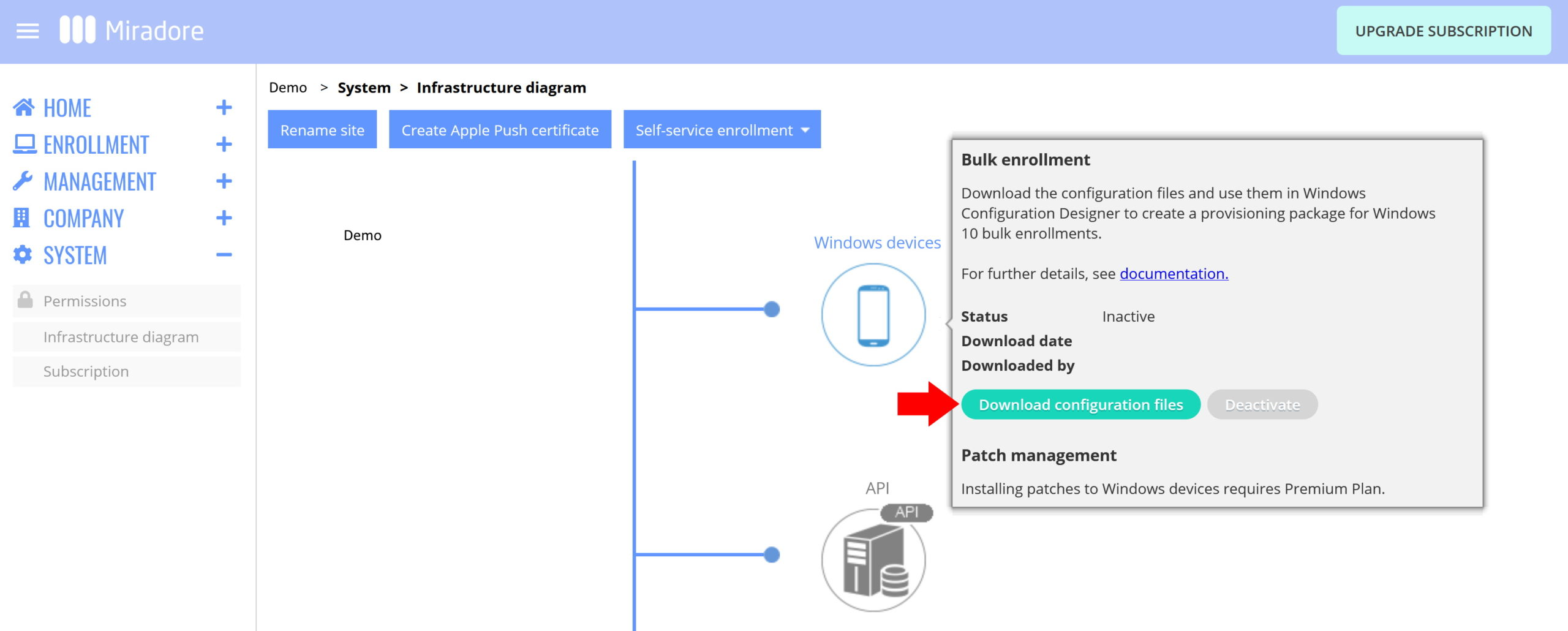 How to enroll large number of Windows 10 devices into an MDM